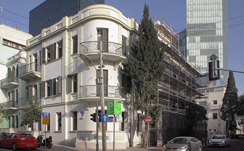 האדריכל והמתכנן אדם מזור זכה בפרס ישראל