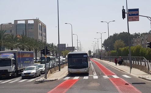 תוכנית להתחדשות עירונית לאורך כביש 4