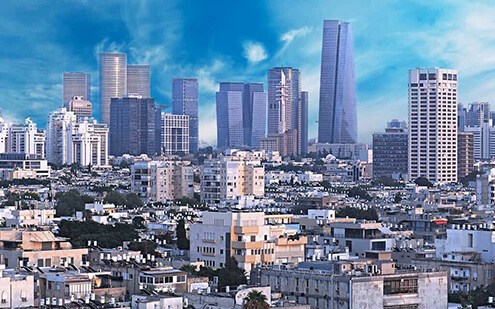 בחזרה לעתיד // כך נראתה ישראל בשנת 2020 לפני 30 שנה