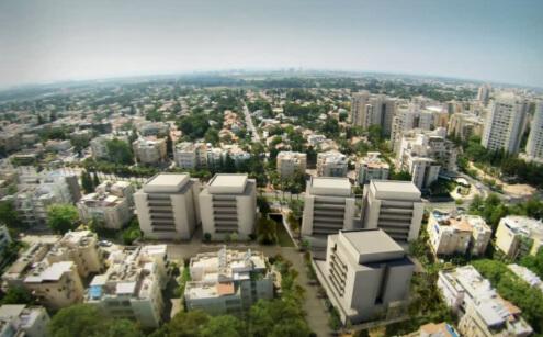בין הרצליה לרמת השרון: אושרה תכנית ל-160 דירות חדשות