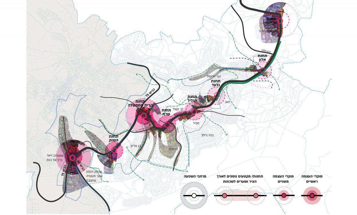 מתע״ן נצרת – התחדשות עירונית