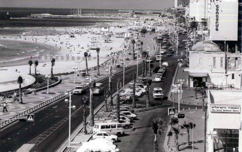 בנה את תל אביב בלהט: כך נבנו הפרויקטים הגדולים בתקופת צ'יץ'