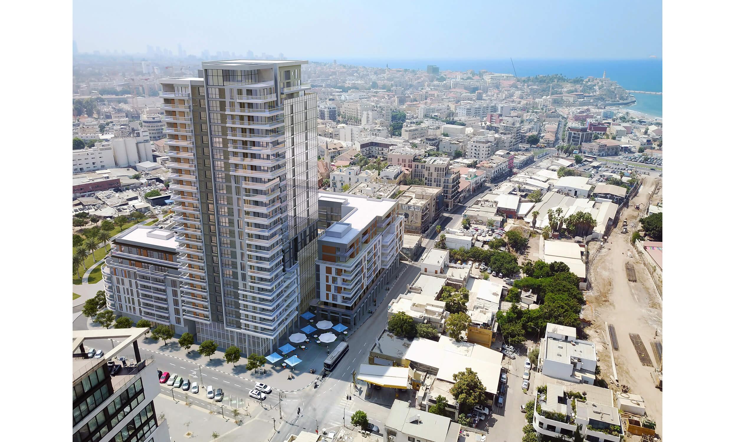 אילת אליפלט – תל אביב