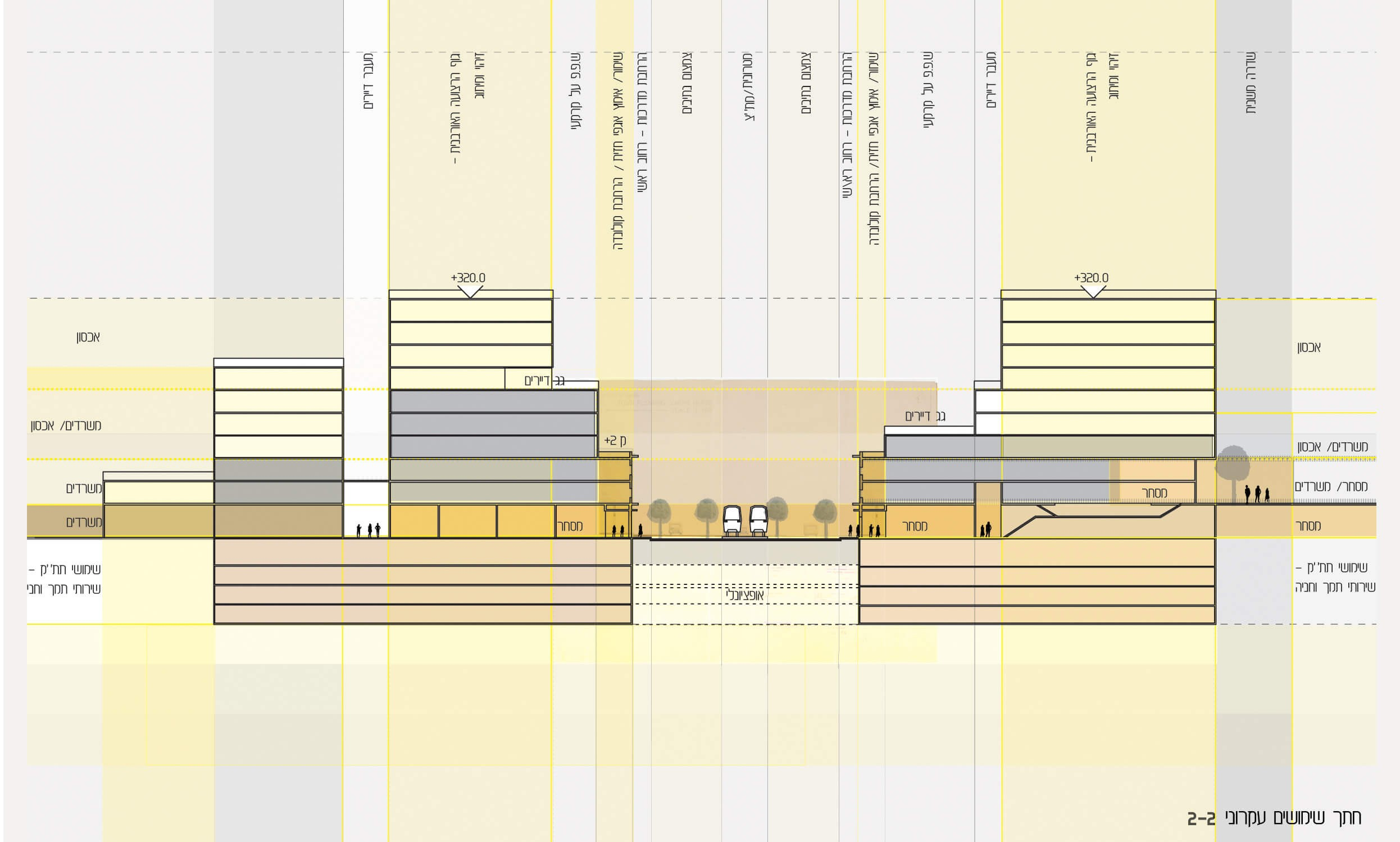 הדר, חיפה – תחרות עמותת האדריכלים