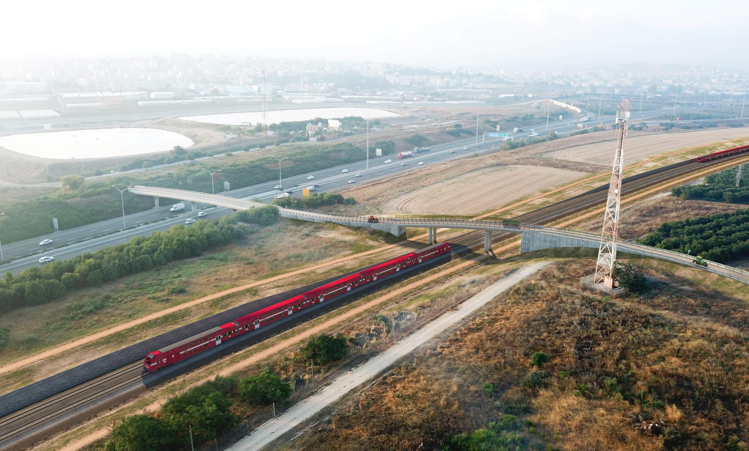 מסילה מזרחית קטע A