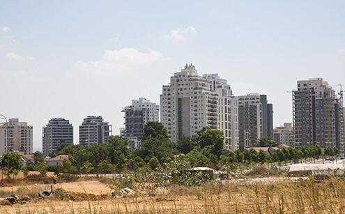 100 אלף תושבים חדשים: 36 אלף דירות ייבנו ב-4 ערים בשרון
